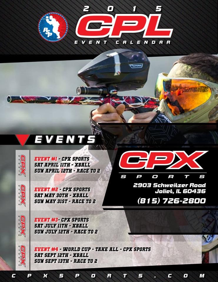 Central Paintball League